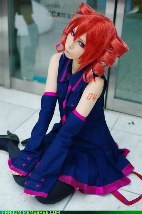 cosplay kasane teto utau vocaloid - 5935038720