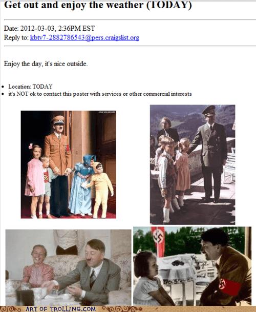 hitler nazi nice day shoppers beware - 5935256064
