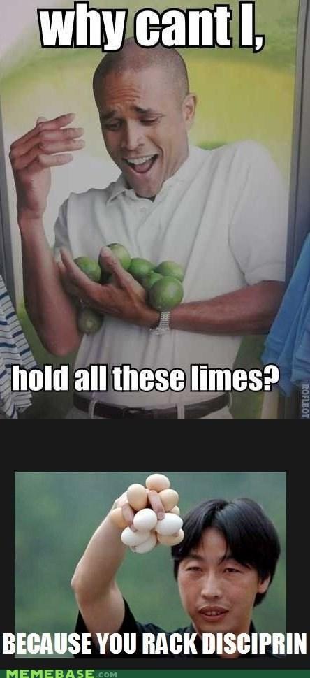 asia,discipline,eggs,limes,Memes