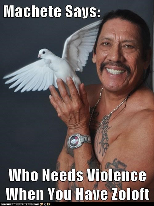 actor celeb Danny Trejo funny Hall of Fame - 5935550208