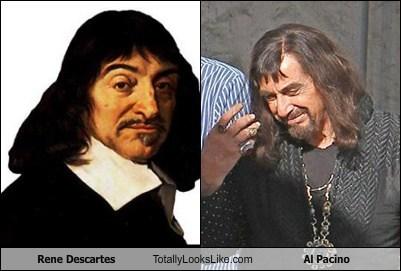 actor al pacino celeb funny rené descartes TLL - 5936312576