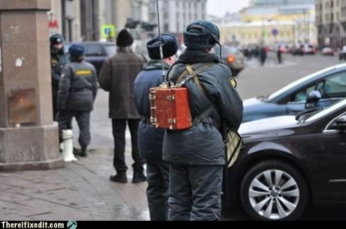 backpack radio - 5937442304