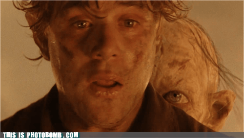 From the Movies give it back gollum Impending Doom Precious - 5937706752