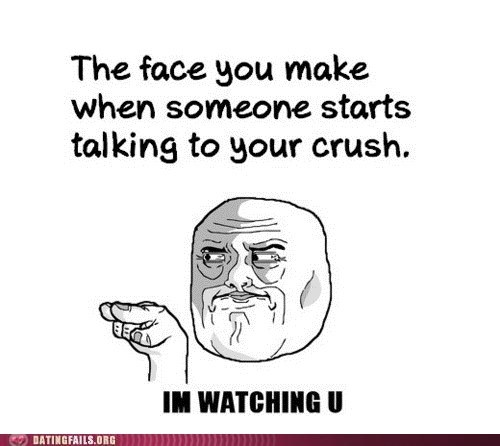 crushes dibs Hall of Fame watching you - 5938219520