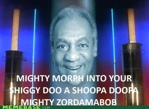 cosby Memes might morpin power rangers Zordon