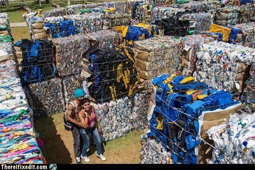 brazil,maze,recycling,sao paulo