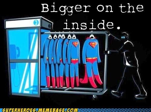 Awesome Art bigger inside tardis - 5938550784
