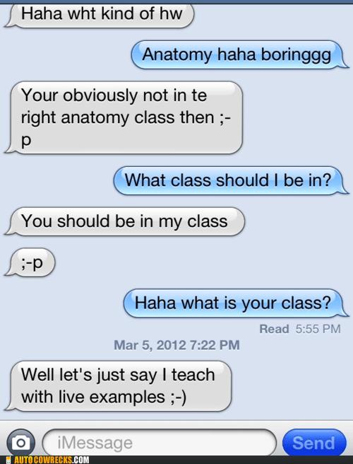anatomy class flirting pick-up lines school - 5938694144