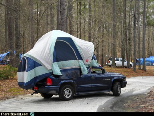 camper camping suv tent truck - 5938736384