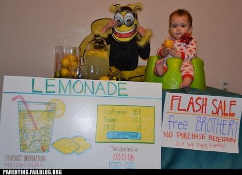brother lemonade lemons - 5938769920