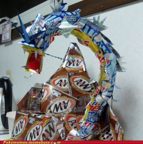 art awesome best of week gyarados IRL magikarp - 5938787328