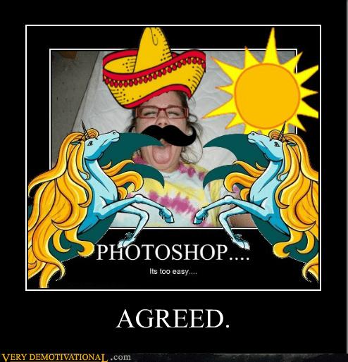 agreed hilarious photoshop wtf - 5938811648