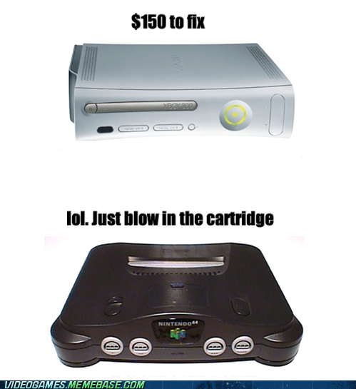 cartridge,disc,lol,nintendo 64,red ring,the internets
