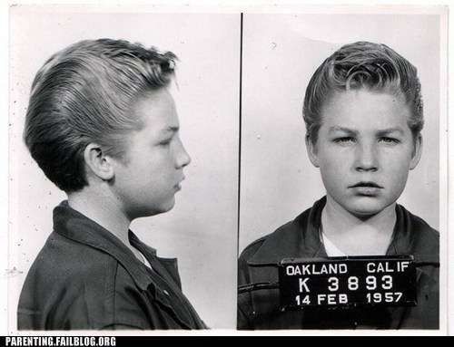 1957 car thief oakland theft