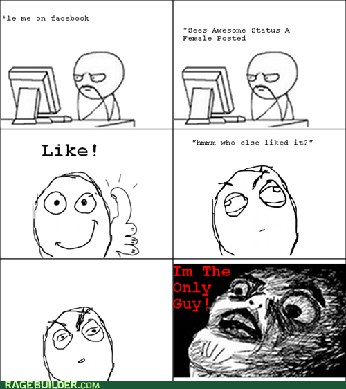 facebook Rage Comics raisin rage status - 5939243776
