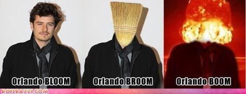 actor celeb funny orlando bloom - 5939345408