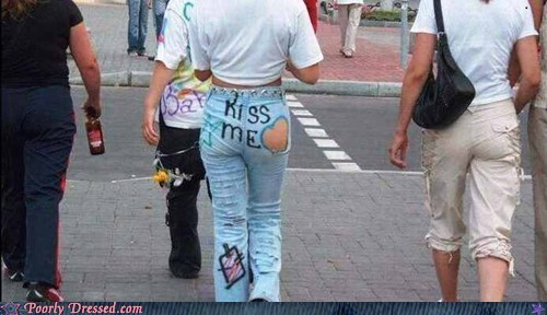 booty hole jeans no thanks - 5939397376