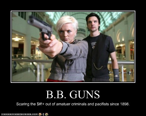 abby maitland amateur andrew lee potts bb gun connor temple criminals hannah spearritt Primeval scaring - 5939578880