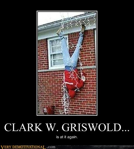 clark griswold national lampoon's christmas vacation - 5939677184