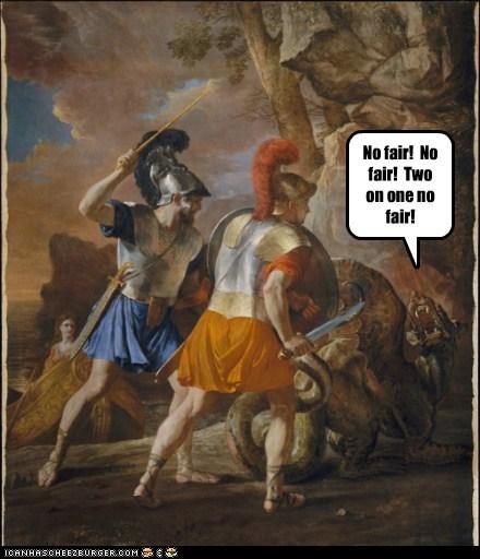 art color dragon funny mythology painting - 5939817984