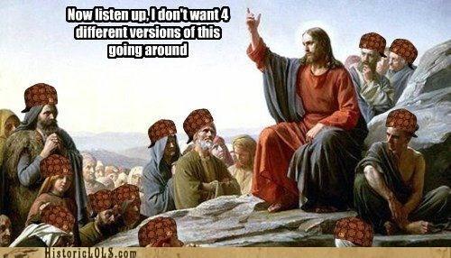 christianity color funny historic lols jesus meme religion scumbag shoop - 5939947264