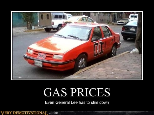 dukes of hazzard gas prices general lee hilarious - 5940929280