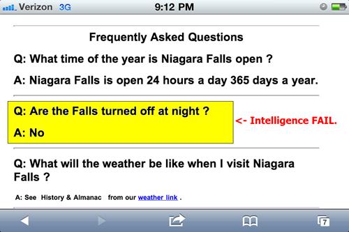 common sense,niagara falls,oh canada