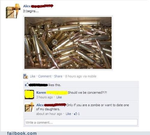 guns parenting zombie - 5941535488