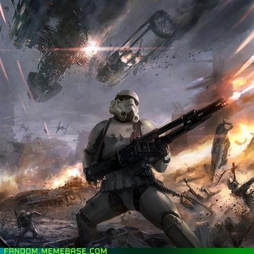 Fan Art movies scifi star wars stormtrooper - 5941637888
