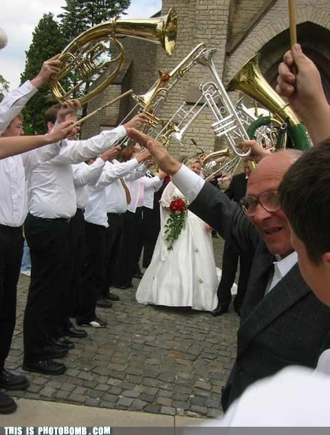 Awkward heil hitler wedding youre-doing-it-wrong