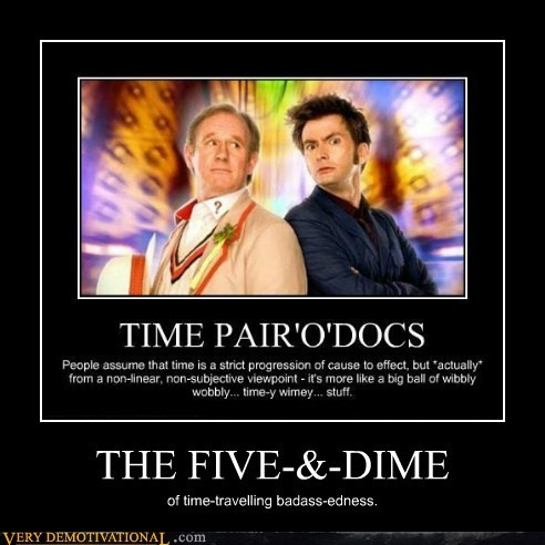 doctor who Pure Awesome Time Lords - 5943049984