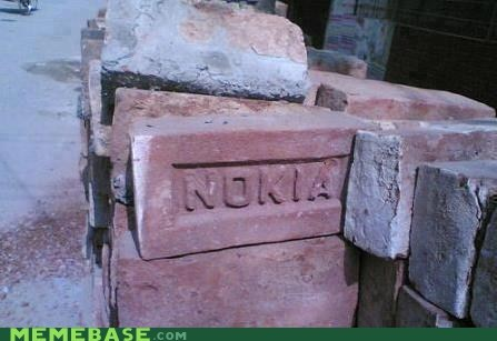 brick,nokia,phones,The Internet IRL