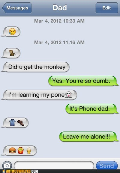 dad,emoji,emoticons,learning,parenting