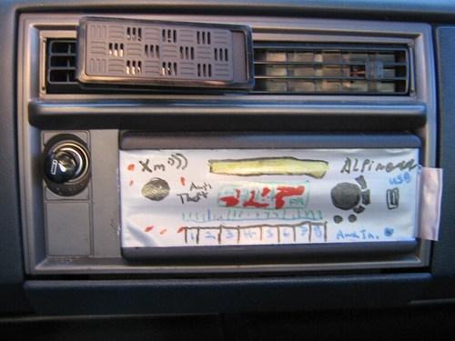 radio satellite radio xm - 5943292928
