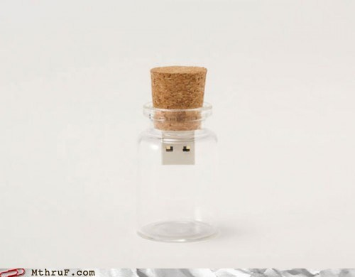 bottle,clever,clever idea,cork,swag,USB