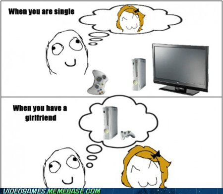 comic girlfriend relationships single video games - 5943489280