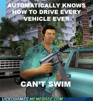 gameplay Grand Theft Auto meme vehicles vice city - 5943803904