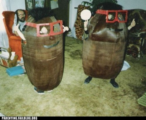coconut costume halloween - 5943922688
