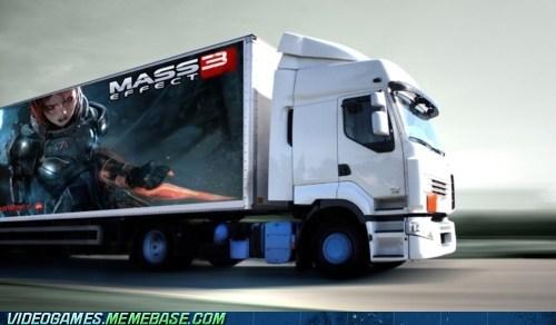 femshep mass effect 3 shepard truck - 5943933440