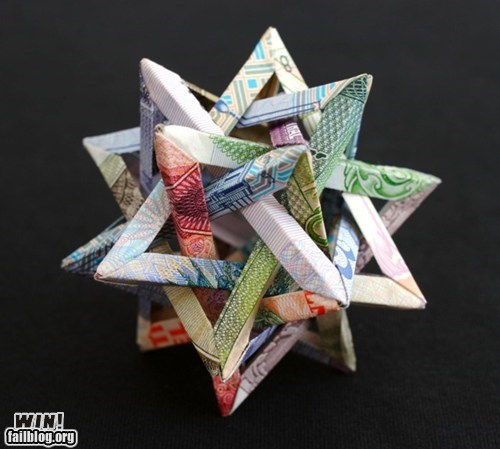 art design geometry money pretty colors shape