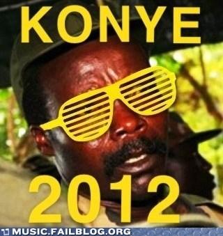 kanye west Kony konye pun - 5944043520