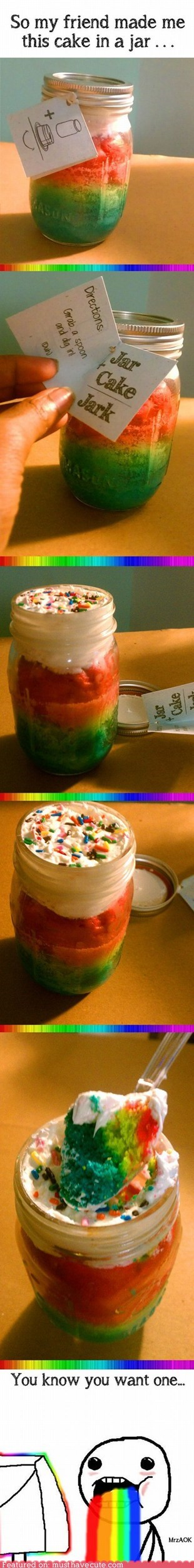 Epicute: Rainbow in a Jar