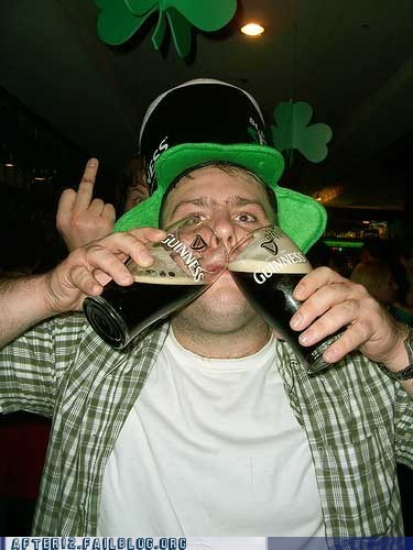bar,guinness,St Patrick's Day,the bird