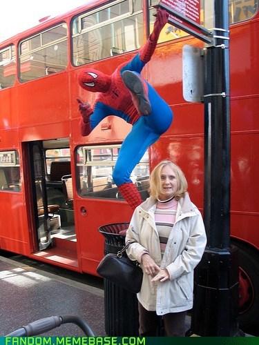 comics cosplay movies Spider-Man troll TV - 5944602624