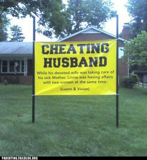 cheating husband divorce husband scarlet letter wife
