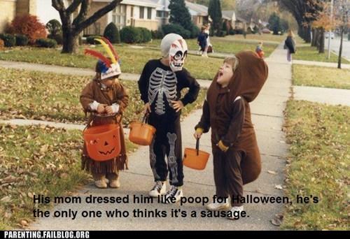 costume halloween poop pumpkins - 5944961792