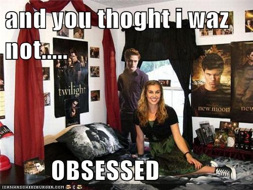 obsession red flag twilight weird kid
