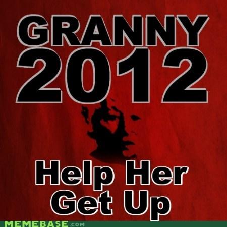 2012,granny,help,hip,Kony