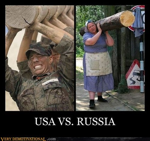 hilarious,log,russia,usa