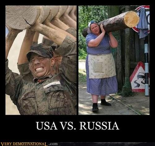 hilarious log russia usa - 5946900224
